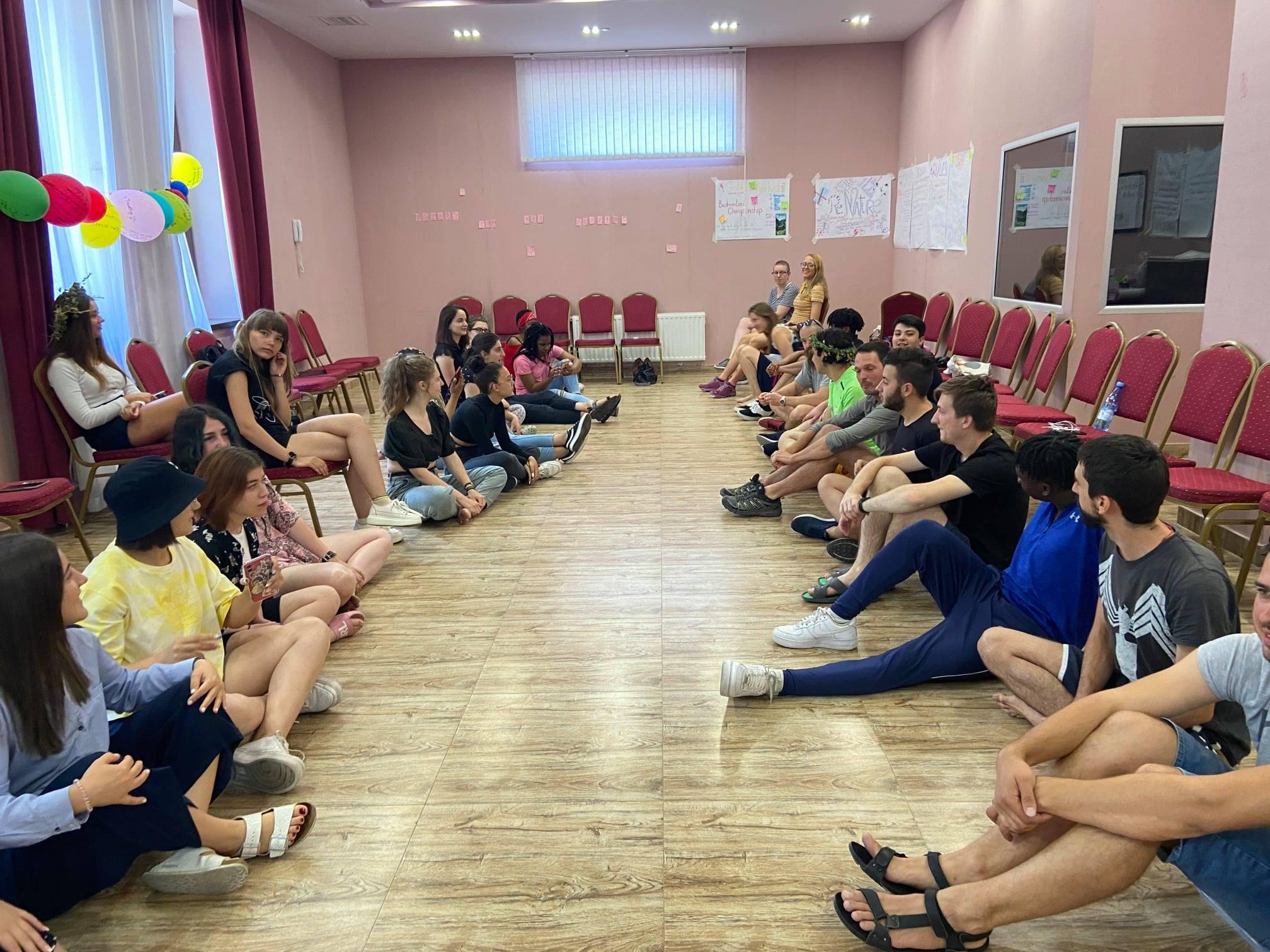 Erasmus + project in Armenia
