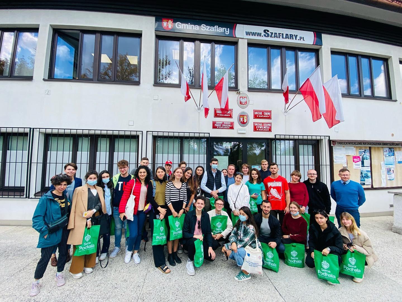 Erasmus + in Krakow